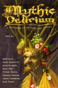 Mythic Delirium 1.04 Cover