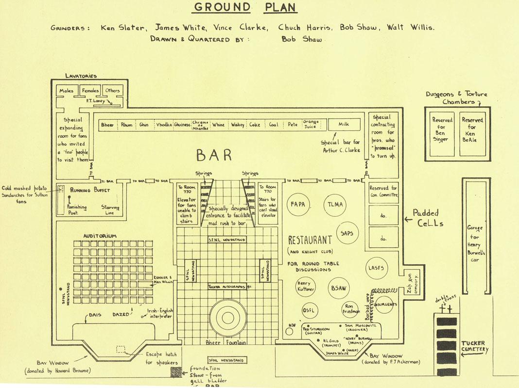 RG Cameron April 11 Illo #3 'Tucker Hotel Floor Plan'