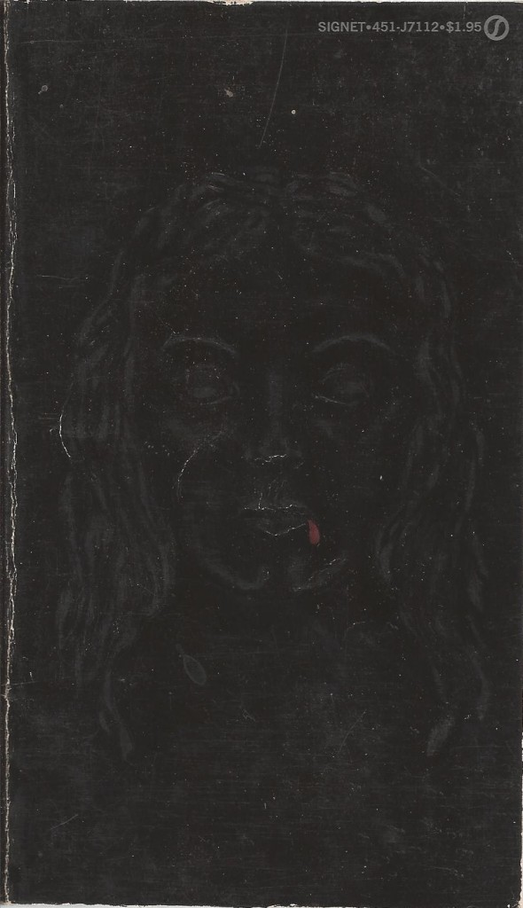 The terrifying cover of the original US paperback of 'Salem's Lot
