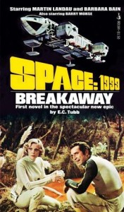 Space 1999 Breakaway cover