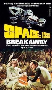 Space 1999 Breakaway cover