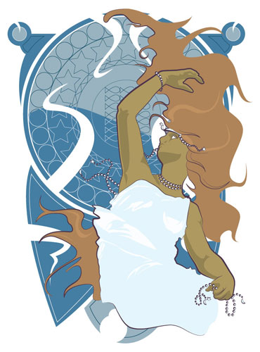 Yemanja, Mother of Waters