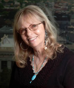 Jill Bauman, 2013.  At the World Horror Convention, New Orleans.