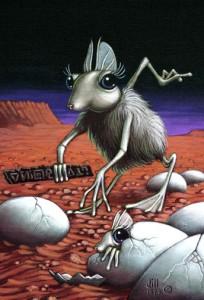 """Jill Bauman """"Martian"""""""