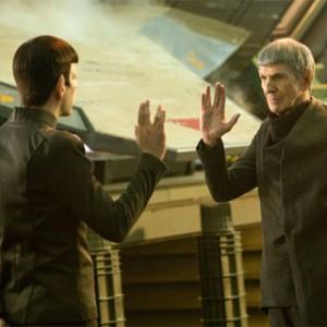 Dueling Spocks