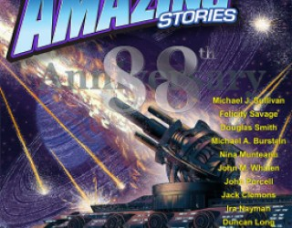 Today In Amazing Stories Magazine – An Interview With Andy Weir