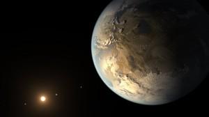 Artist's conception.  Image Credit:  NASA Ames/SETI Institute/JPL-Caltech