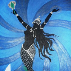 Asni's Art Blog: Mother of Waters