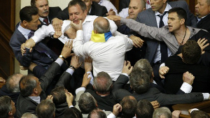 politicians-fighting