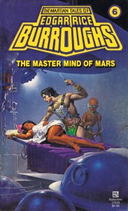 The Master Mind of Mars by Edgar Rice Burroughs