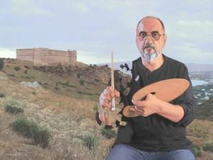"Walter Velez ""Aptera Dreams"" personal work, self-portrait, 2007"