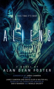 Aliens by Alan Dean Foster cover