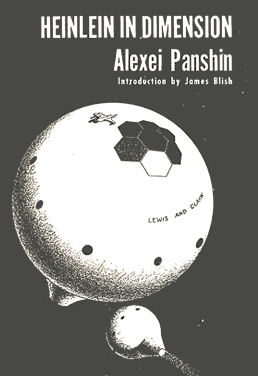 Figure 4 - Heinlein in Dimension from Advent Publishers 1968