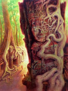 "Mark Harrison ""Angkor Watt"" personal work"