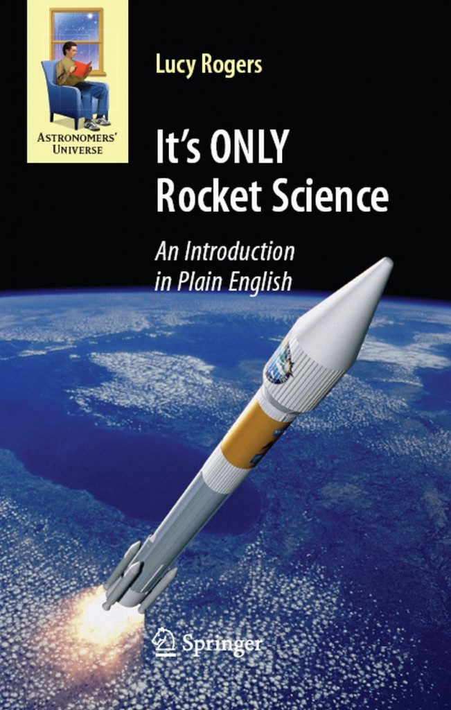 It's ONLY Rocket Science cover