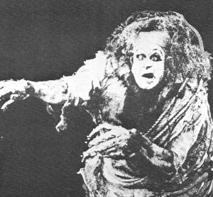 RG Cameron May 23 illo #1  'Frankenstein'