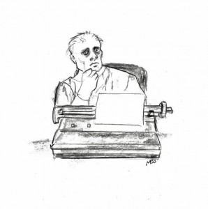 Writer's Block 100dpi
