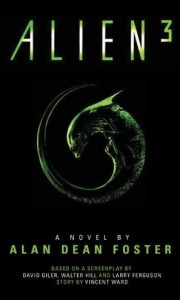 alien3 by alan dean foster cover