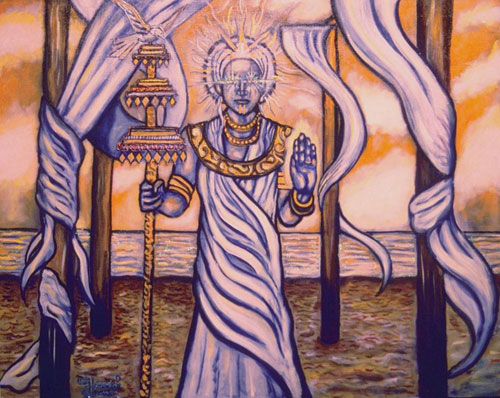 Oxala, Prince of Peace