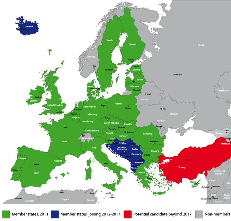 european-union-future-timeline-map