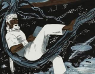 Asni's Art Blog: Oxalá, Prince of Peace