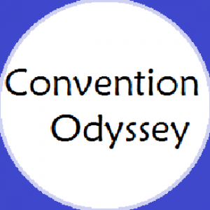Convention Odyssey: A Slightly Insane Project Proposal.