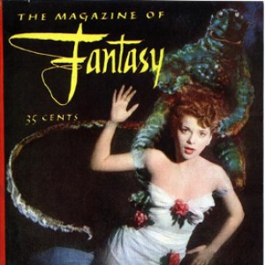 BOOK REVIEW: The Very Best of Fantasy & Science Fiction Vol. 2