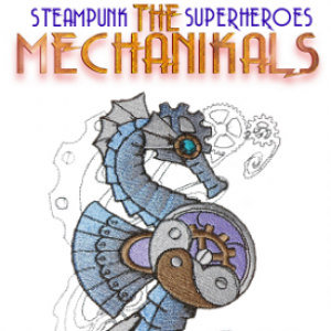 Review: The Mechanikals by John Dodds