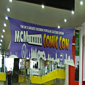 MCM London Comic Con Smashes Attendance Record