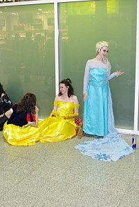 20 Tired Princesses