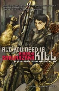 Cover of All You Need is Kill by Hiroshi Sakurazaka