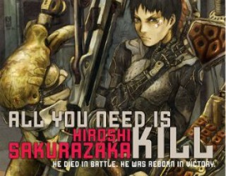 Review: All You Need is Kill by Hiroshi Sakurazaka