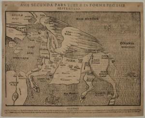 BÜNTING,_Heinrich._Asia_Secunda_pars_Terræ_in_Forma_Pegasir_(Magdeburg,_1581)