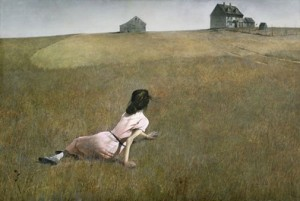 Christina's World by Andre Wyeth 1948
