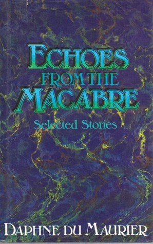 UK first edition cover of Echoes From The Macabre