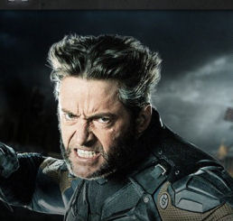 Figure 1 - Hugh Jackman as older Wolverine