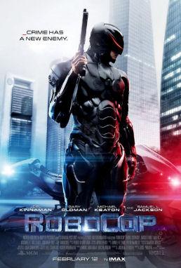 Figure 1 - Robocop 2014 poster
