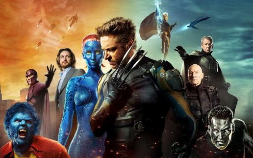 Figure 2 - Past and Future X-Men