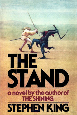 Figure 2 - The Stand hardcover