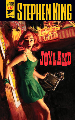 Figure 3 - Joyland cover
