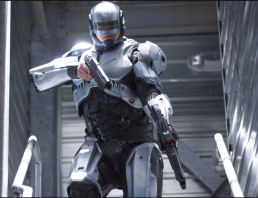 Figure 6 - Robocop 2014 Old Style Armour