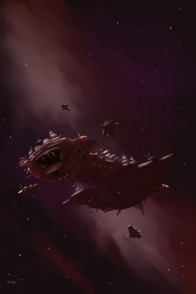 MDJackson_Spaceship 2