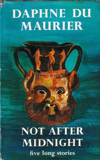 UK 1st edition, cover by Daphne Du Maurier's daughter Flavia Tower