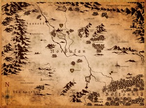 The North West of Millador, a map illustrated for THE GATEKEEPER'S REALM saga J.T. Renehan is the author of the upcoming dark fantasy series; The Gatekeeper's Realm. You can find out about his work here: http://gatekeepersrealm.blogspot.com.au/