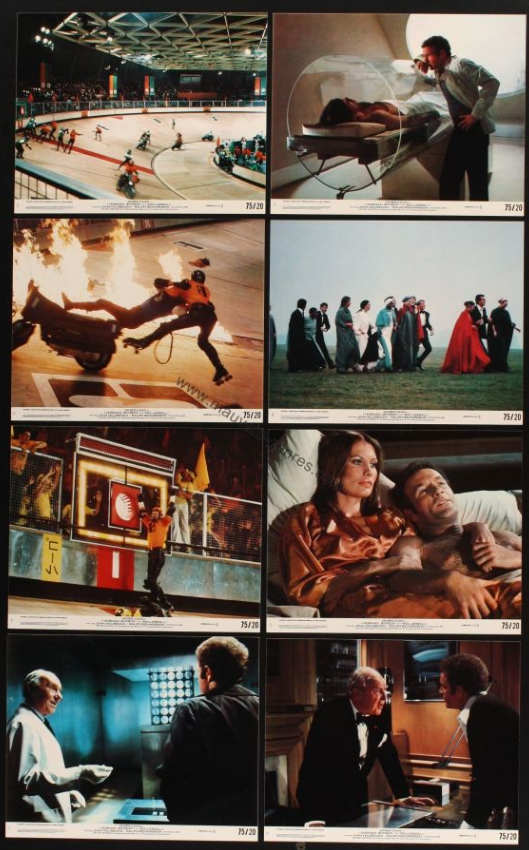 Rollerball promo images 1975
