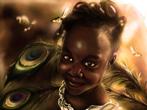 The lovely Oxum