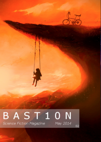 bastion science fiction magazine may 2014 cover
