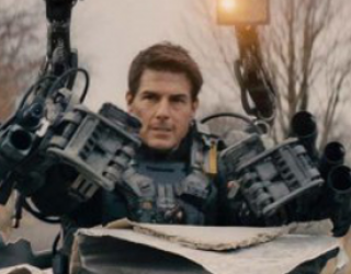 The Edge of Tomorrow Maxes Out Today