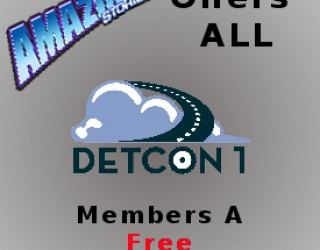 AMAZING STORIES ANNOUNCES FREE SUBSCRIPTION FOR ALL DETCON1 MEMBERS!