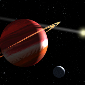 Warp-drive and Exoplanets